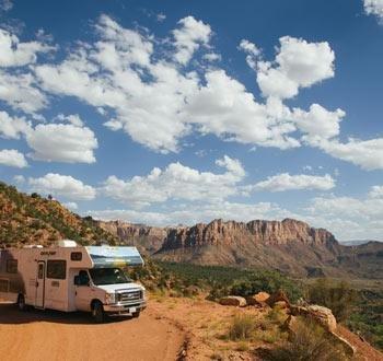 Ga op camperreis door Amerika met een reis van Victoria CamperHolidays