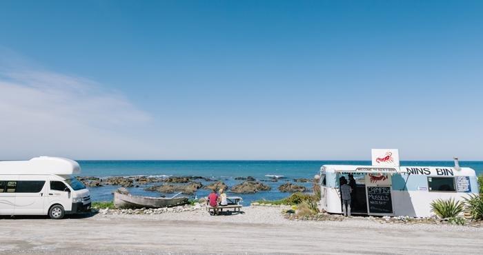 Bezoek het Noordereiland van Nieuw-Zeeland tijdens een campervakantie van Victoria CamperHolidays